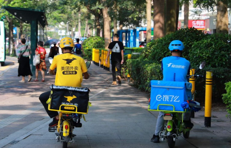 艾媒发布报告 今年中国即时配送行业用户规模将达4.21亿人
