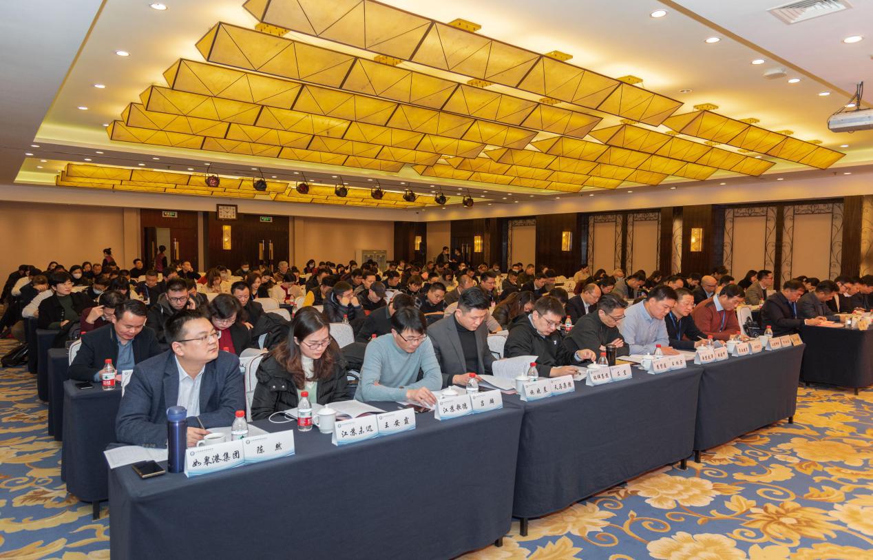 江苏省电子商务协会第二届第一次会员大会召开 换届工作圆满完成