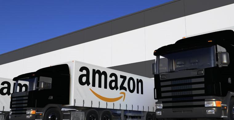 亚马逊超越联邦快递 成美国第三大包裹快递公司